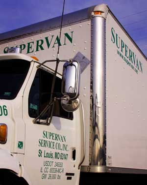 SuperVan Trucks
